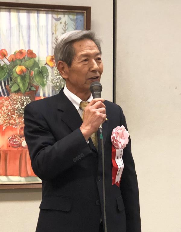 髙山 松太郎伊勢原市長